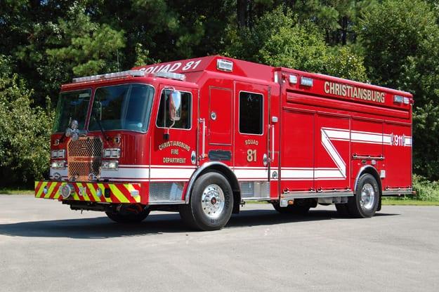Christiansburg Volunteer Fire Department