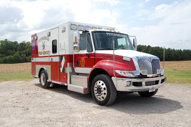Petersburg Fire, Rescue and Emergency Services