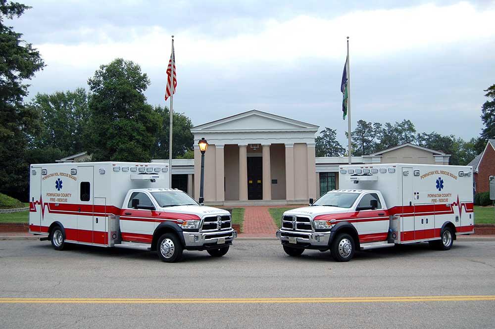 Powhatan County Fire & Rescue