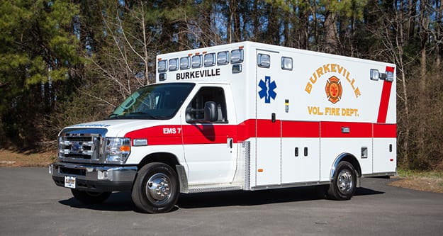 Burkeville Volunteer Fire Department