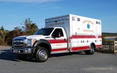 Cape Charles Rescue Service