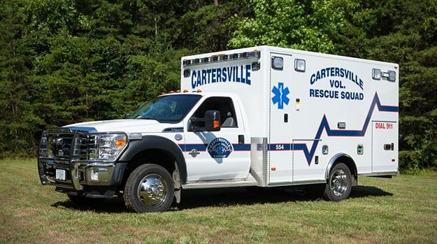 Cartersville Volunteer Rescue Squad