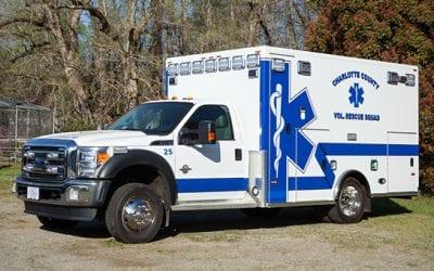 Charlotte County Volunteer Rescue Squad