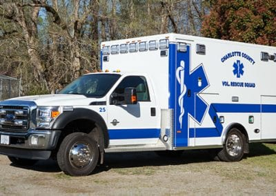 Charlotte County Volunteer Rescue Squad