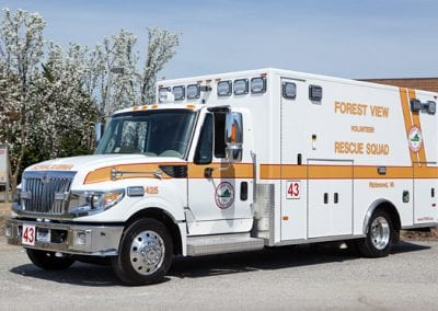 Forest View Volunteer Rescue Squad