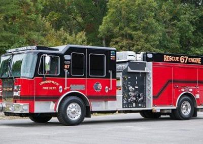 Longshop-McCoy Fire Department