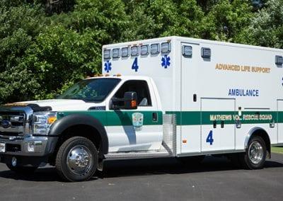 Mathews Volunteer Rescue Squad
