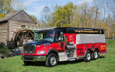 Raphine Volunteer Fire Company