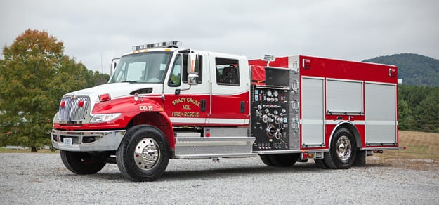 Shady Grove Volunteer Fire & Rescue