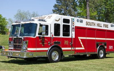 South Hill Volunteer Fire Department