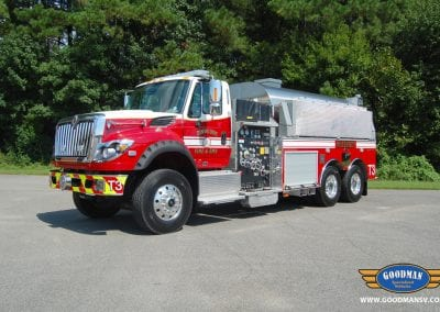 Dinwiddie Elliptical Tanker