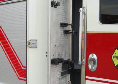 Caroline County Fire Truck Compartments