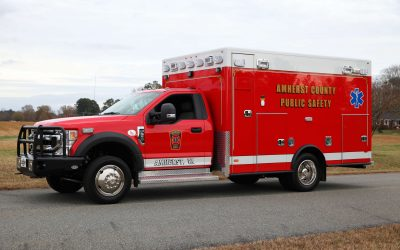 Amherst County Public Safety