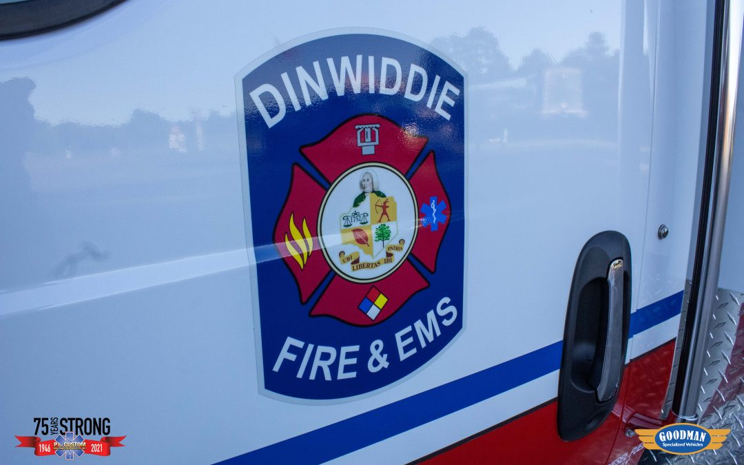 Dinwiddie Fire & EMS Remount